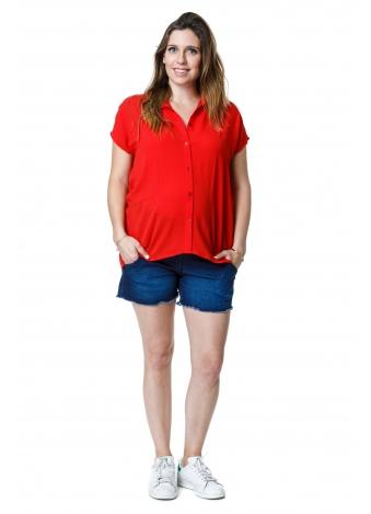 חולצת מור אדומה