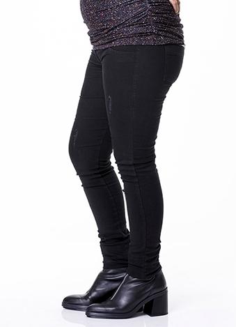 מכנס שלומית ארוך שחור