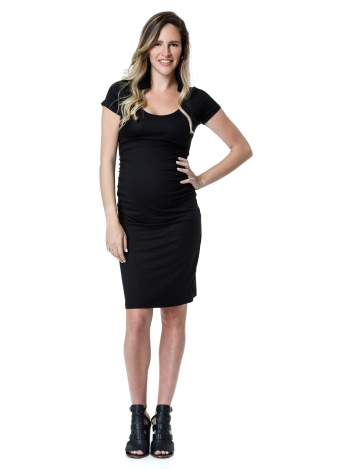 שמלת בייסיק שחורה