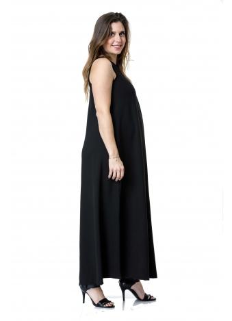 שמלת מקסי סולמות
