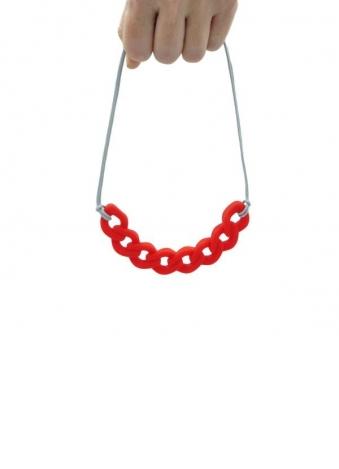 שרשרת חוליות אדומה