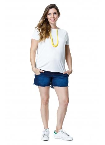 חולצת רגלן לבנה