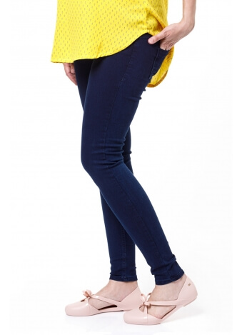 מכנס שלומית ארוך כחול
