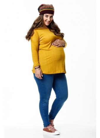 חולצת אורין צהובה