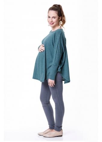 חולצת ליאור שרוול ארוך ירוקה
