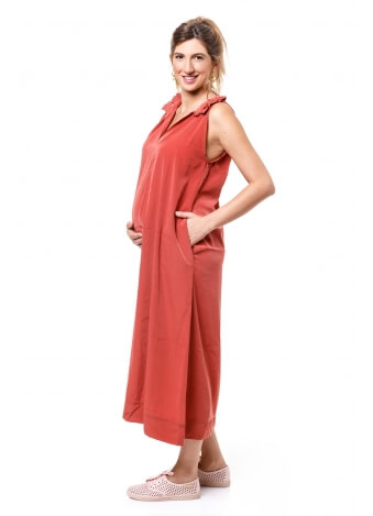שמלת אנה אדומה