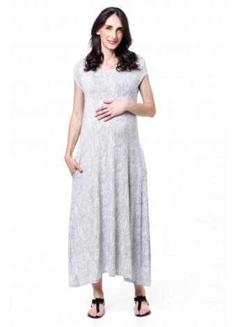 שמלת סימפוניה אפורה